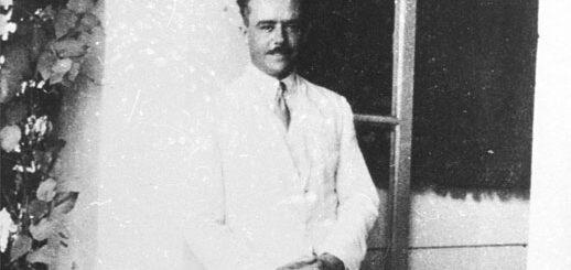 Henri Seyrig au début de sa carrière